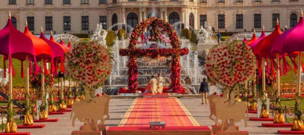 Esküvő Bécsben