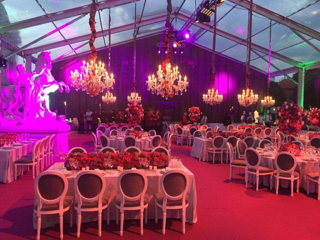 Luxus esküvő