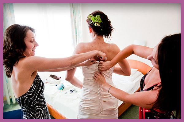 Esküvő styling