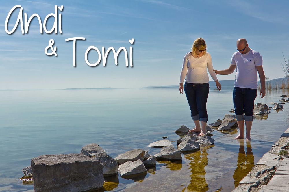 Esküvőszervezés referenciák - Andi és Tomi
